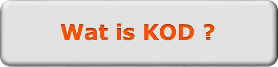 Wat is KOD ?